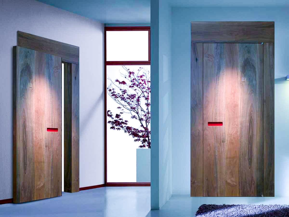 Какие двери разрешено использовать в гостиницах?