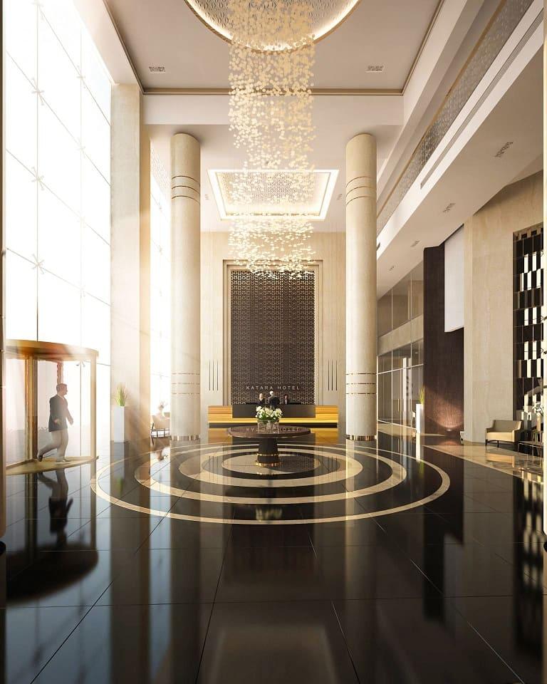 Успешный гостиничный бизнес начинается с проекта!